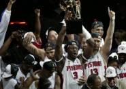 Pistons Tepat Tak Memilih Melo pada Draft 2003
