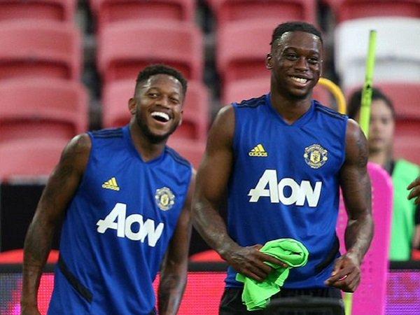Bersinar di Manchester United, Rafael Puji Aaron Wan-Bissaka dan Fred