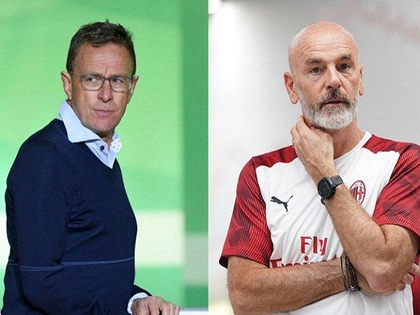 Kedatangan Rangnick Tidak Akan Akhiri Karier Pioli di Milan?