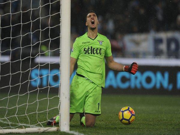 Lazio Siapkan Kontrak Baru Buat Strakosha