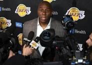 Magic Johnson Berharap NBA Berlanjut Agar Lihat Lakers Jadi Juara
