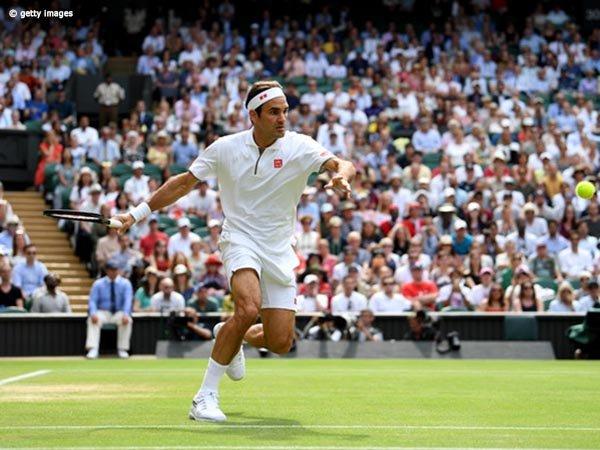 Roger Federer Tumbuh Besar Di Atas Clay-Court, Tetapi Lebih Sukai Lapangan Hijau