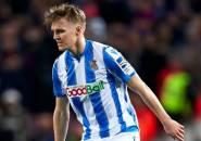 Liverpool Tolak Tawaran Dapatkan Jasa Martin Odegaard