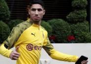 Real Madrid: Diperebutkan Banyak Klub Usai Bersinar di Dortmund, Achraf Hakimi Bangga