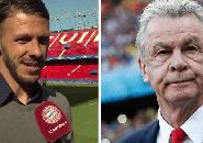 Cerita Dendam Mantan Bek Argentina pada Pelatih Bayern Munich