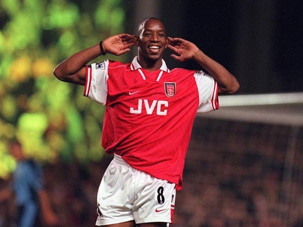 Ian Wright Ternyata Pernah Nyaris Khianati Arsenal Demi Chelsea   Liga  Olahraga