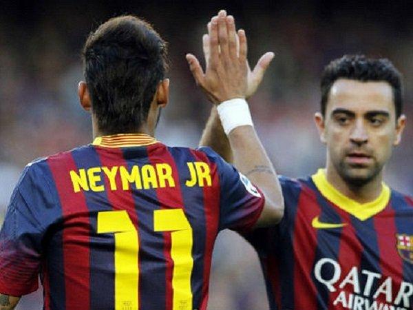 Pulangkan Neymar ke Barcelona, Xavi: Kenapa Tidak!