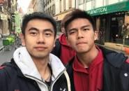 Semakin Kompak, Dua Pemain Ini Berharap Terus Bermain Bersama