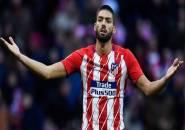 Atletico Madrid Tak Khawatirkan Masa Depan Yannick Carrasco