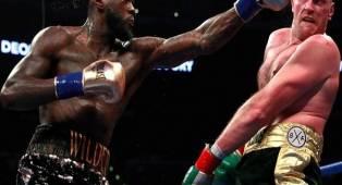 Wilder: Fury Belum Pantas Disebut Juara Dunia
