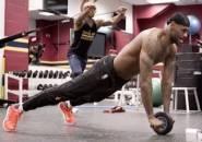 Masa Karantina Tak Halangi LeBron James Untuk Latihan Fisik
