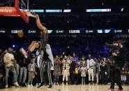 Tacko Fall Ikut Terkejut Aaron Gordon Kalah Dalam Slam Dunk Contest
