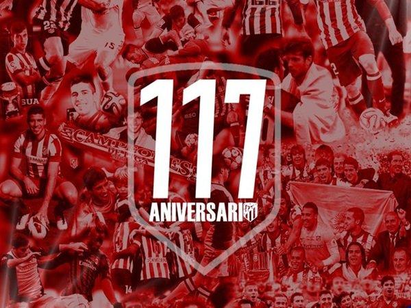 117 Tahun Sejarah Atletico Madrid Dalam 10 Momen