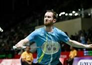 Olimpiade Ditunda, Pebulu Tangkis Senior Irlandia Belum Putuskan Pensiun