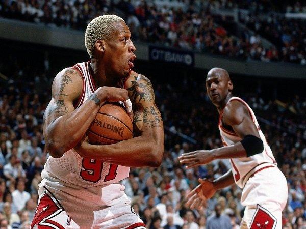 Dennis Rodman Ungkap Rahasianya Jadi Rebounder Hebat