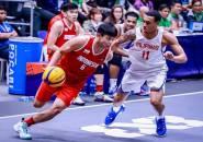 FIBA Resmi Bekukan Peringkat Untuk Turnamen 3x3