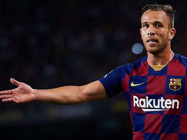 Arthur Melo Jadi Kunci Neymar Pulang ke Barca
