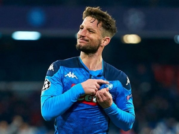 Beri Tawaran Fantastis, Inter Milan Masih Tunggu Jawaban Dries Mertens