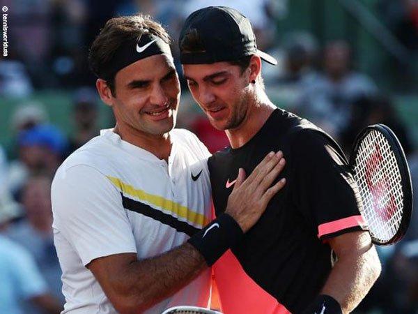 Dengan Hal Ini, Tak Perlu Ragukan Roger Federer, Klaim Thanasi Kokkinakis