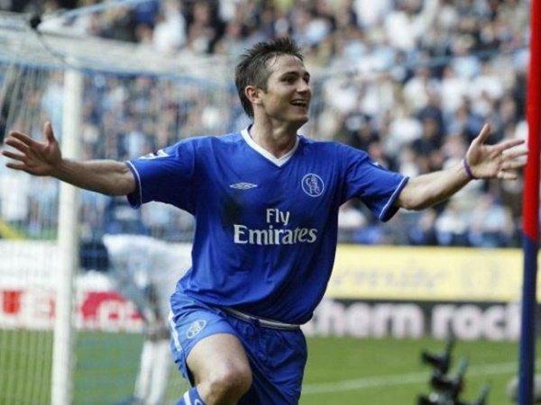 Ini Dua Gol Terbaik Sepanjang Karier Lampard