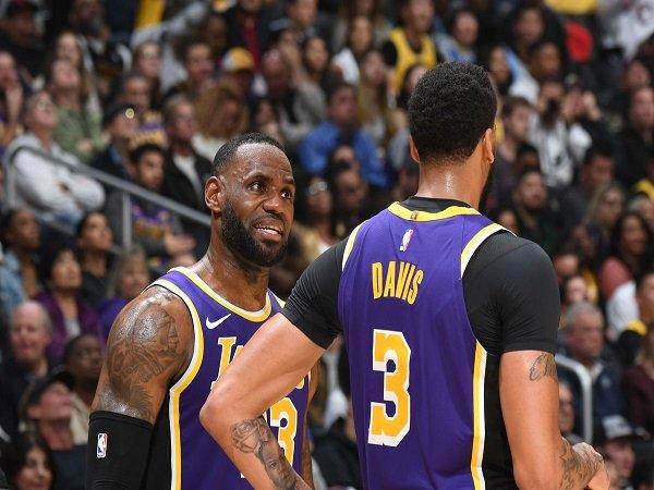 LeBron James Tak Setuju Jika Musim NBA Dibatalkan