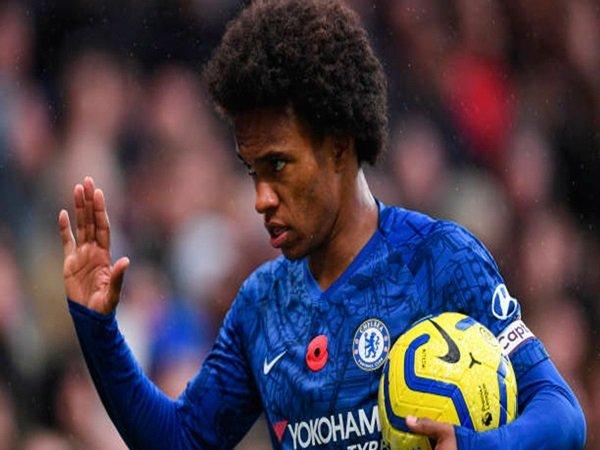 Legenda Brazil Sarankan Willian Gabung Tottenham Hotspur