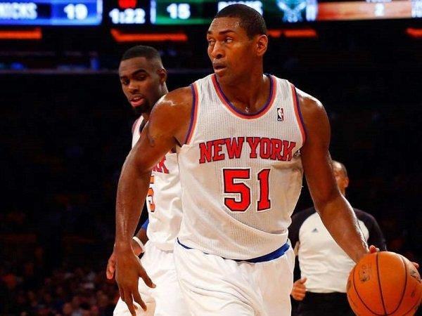 Metta World Peace Bidik Kursi Kepelatihan Knicks
