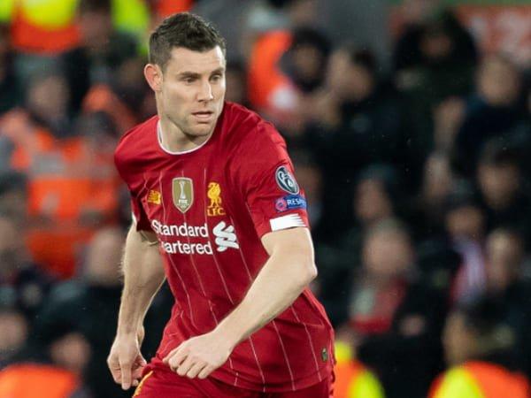 Milner: Liga Champions Hanya Awal, Liverpool Ingin Lebih