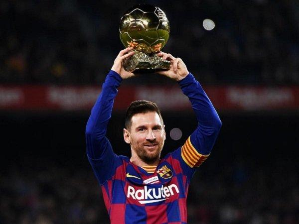 Pelatih Barcelona Bantah Rumor Transfer Lionel Messi ke Inter Milan