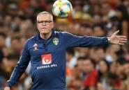 Pelatih Timnas Swedia Yakin FIFA dan UEFA Punya Rencana Bagus