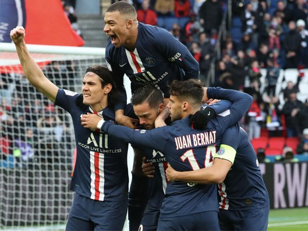 Sah! Paris Saint-Germain Dinobatkan Jadi Juara Ligue 1 2019/20