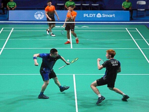Pelatih Indonesia Ingin Aaron/Wooi Yik Buktikan Diri di Piala Thomas