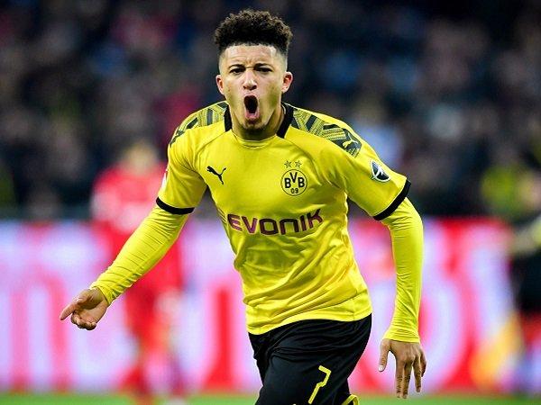 Barcelona Takkan Tawar Jadon Sancho dari Borussia Dortmund