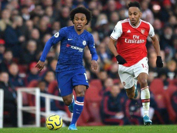 Segera Tinggalkan Chelsea, Willian Diklaim Tidak Tertarik Gabung Arsenal