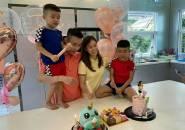 Lee Chong Wei Berbagi Pesan Mengharukan Saat Rayakan Ulang Tahun Sang Istri