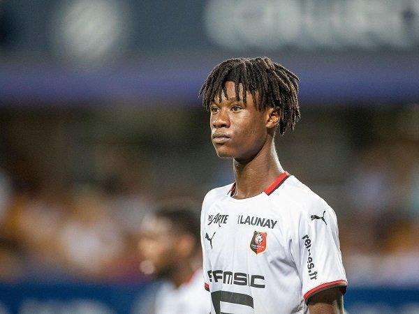 Rennes akan Tolak Tawaran Real Madrid untuk Eduardo Camavinga?
