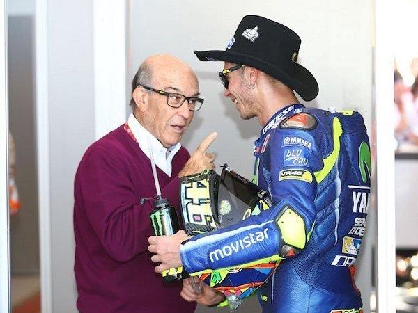 Rossi Diyakini Bisa Bantu Bangkitkan MotoGP Usai Pandemi