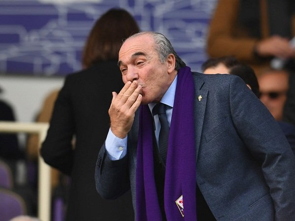 Seru! Yonghong Li Balas Kritik Pedas Pemilik Fiorentina