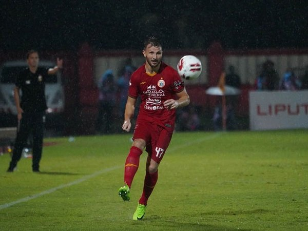 Tampil Dalam Ratusan Laga di Serie A, Bek Persija Bicara Gol Spesialnya ke Gawang AC Milan