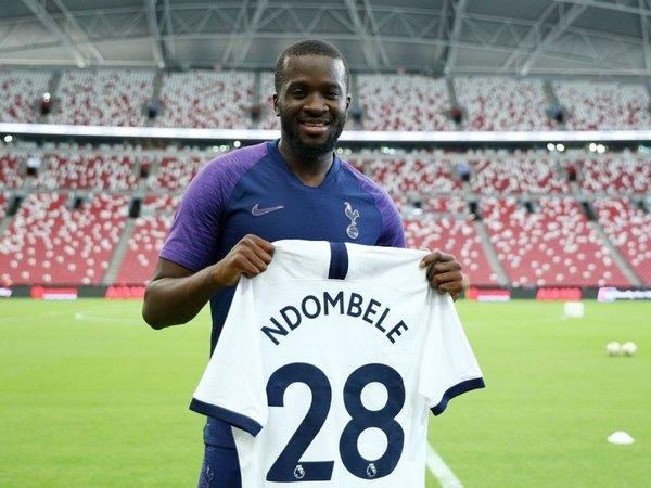 Tottenham Diklaim Sudah Minta Ndombele Untuk Cari Klub Lain