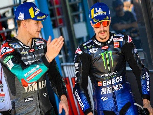 Yamaha Akan Bertindak Adil Kepada Quartararo dan Vinales