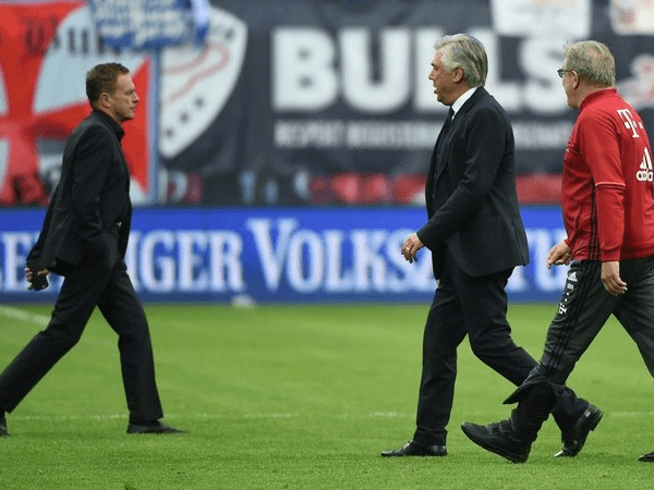 Carlo Ancelotti Dukung Ralf Rangnick Latih AC Milan