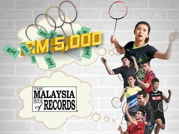 Meski Covid-19 Mengancam, Ajang Pemecahan Rekor Badminton Tetap Akan Digelar