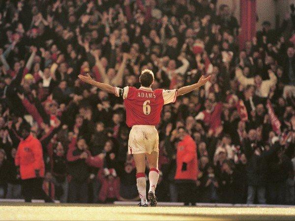 Kilas Balik, Inilah Momen Terbaik Tony Adams bersama Arsenal