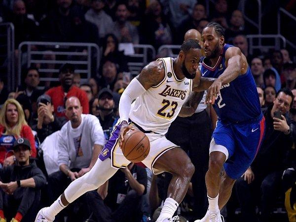 Jerry West Sayangkan Duel Clippers-Lakers Yang Tertunda Akibat Virus Corona