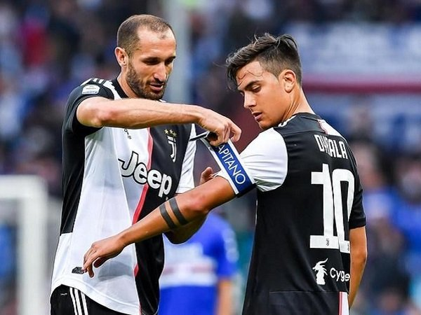 Juventus Konfirmasi Dybala, Chiellini, dan Buffon akan Perbarui Kontrak