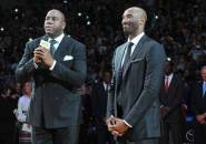 Magic Johnson Benarkan Film Dokumenter Kobe Bryant sedang Dibuat