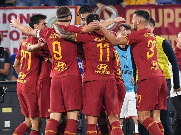 AS Roma Kembali Jalankan Sesi Latihan di Bulan Mei Ini