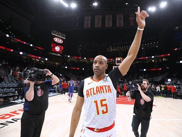 Vince Carter Tak Masalah Jika NBA Dihelat Tanpa Penonton