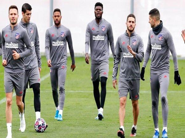 Atletico Madrid Siap Lakukan Tes Virus Corona Pada Staf dan Pemainnya Jelang Kembali Berlatih